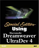 img - for Special Edition Using Macromedia Dreamweaver UltraDev 4 book / textbook / text book