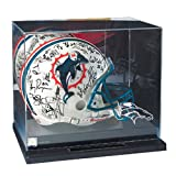 "Denver Broncos NFL ""Liberty Value"" Full Size Football Helmet Display Case"
