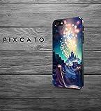 Disney Tangled - Iphone 4/4S Case - 2D Iphone Case - Hard Plastic Case