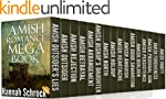 Amish Romance Mega Book (16 book box...