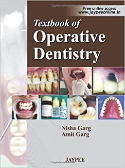 Textbook of operative dentistry nisha garg