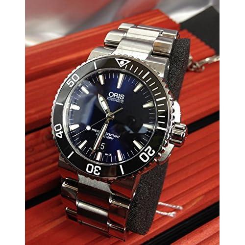 【正規輸入品】ORIS(オリス)腕時計アクイスダイバーズ733.7653.4135M