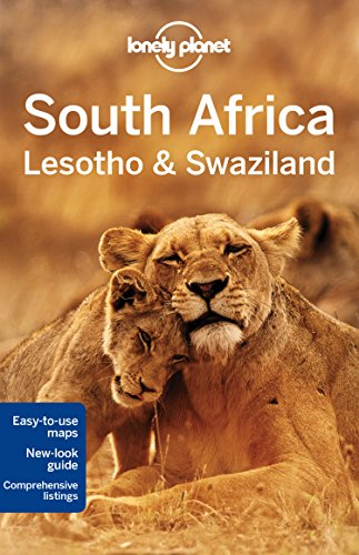 Lonely Planet South Africa, Lesotho & Swaziland (Travel Guide)