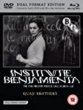 Institute Benjamenta [DVD + Blu-Ray]
