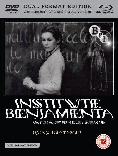 Institute Benjamenta [DVD + Blu-Ray] [Import]
