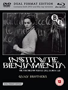 Institute Benjamenta... [Blu-ray]