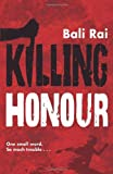 Cover of Killing Honour by Bali Rai 0552562114