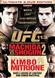 UFC 113: Machida vs Shogun 2 [DVD]