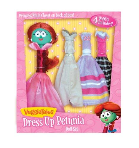VeggieTales Dress Up Petunia