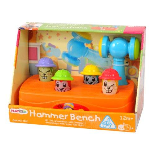 PlayGo Hammer Bench