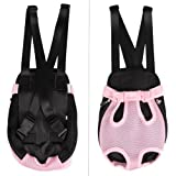 Cozyswan Small Front Carrier Bag Backpack Travel Net For Pet Cat Dog