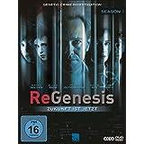 ReGenesis - Season 1 4 DVDs