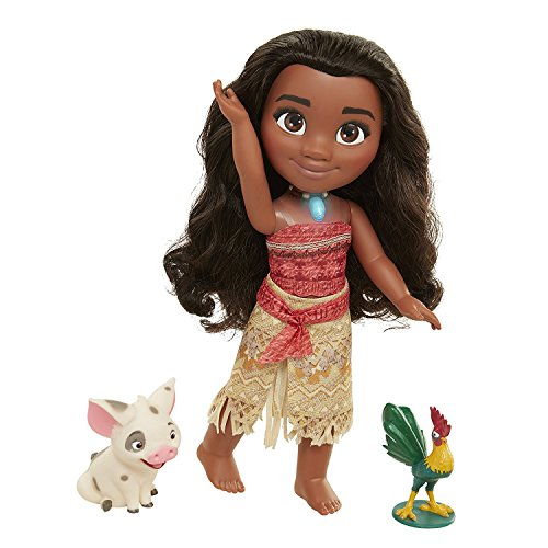 Disney Moana Singing Moana & Friends