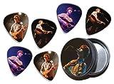 Jake Bugg (DW) 6 X Live Performance Guitar Picks in Tin