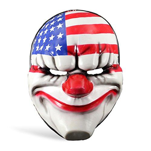 accessoire-de-costume-masque-de-clown-payday-2-dallas-drapeau-americain-issu-du-jeu-daction-vinyle