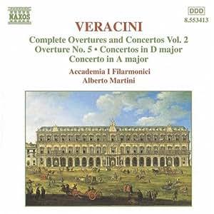 Complete Overtures & Concertos 2