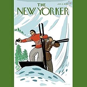 The New Yorker, January 11, 2010 (Lauren Collins, Ian Frazier, Sasha Frere-Jones) Periodical
