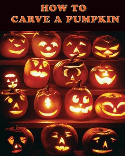 How to Carve a Pumpkin PDF