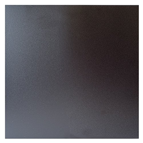 M-D Hobby & Craft 57356 Chalkboard Sheet, 12 by 12-Inch, Black - 1
