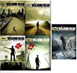 Walking Dead DVD season 1-5, 1, 2, 3,...