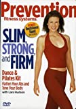 51JDw8CEYGL. SL160  Prevention Fitness Systems   Slim, Strong & Firm by Lara Hudson Review