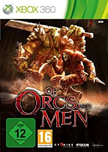 Of Orcs and Men - [Xbox 360]