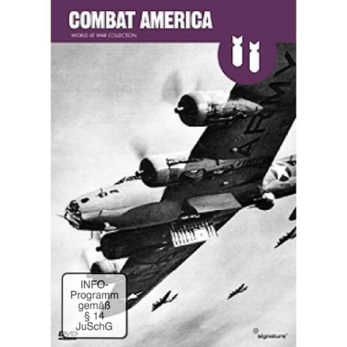 Combat America [DVD]