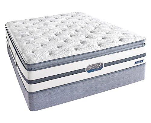 Sale Simmons Beautyrest Luxury Pillow Top Mattress Only King Best