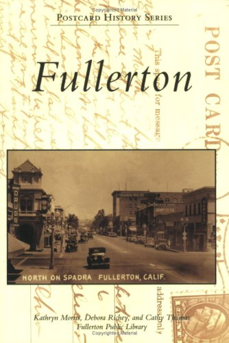 Fullerton (CA) (Postcard History Series)