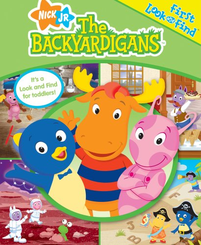 The Backyardigans Books littletoons Books0Bac 4