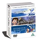 First Snow Of Winter/Tale Of Jack Frost/Second Star To The Left [DVD]by Christmas Animation...