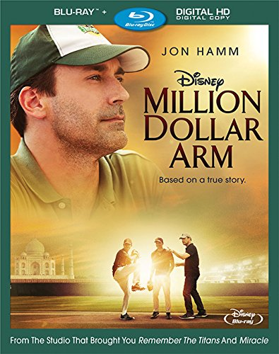 Million Dollar Arm (1-Disc DVD) [Blu-ray]