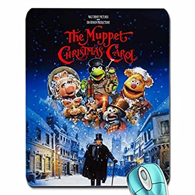 Animals snow movies buildings christmas kermit the frog michael caine movie posters cane hats the muppet sho mouse pad computer mousepad