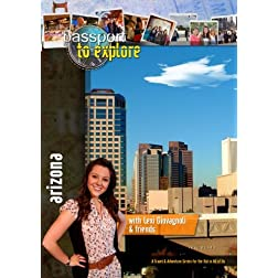 Passport to Explore Arizona