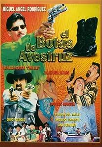 Amazon.com: El Botas De Avestruz: Miguel Angel Rodriguez