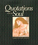 Quotations for the Soul (0137691599) by Maggio, Rosalie
