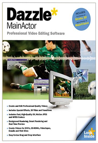 Main Actor Professional Video Editing Software