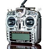 FrSky Taranis X9D 16-channel 2.4ghz ACCST Radio Transmitter (mode 2) w/ X8R Receiver