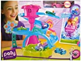 Pool Slides:Polly Pocket dash 'N trip Playset