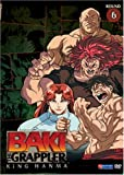 Baki the Grappler, Vol. 6 - King Hanma