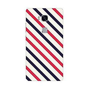 Garmor Designer Silicone Back Cover For Honor 5X