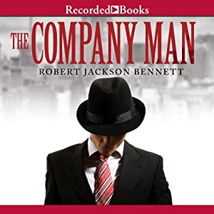 The Company Man Audiobook