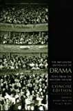 img - for The Broadview Anthology of Drama, concise edition: Plays from the Western Theatre book / textbook / text book