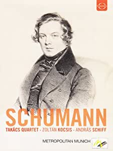 Takacs Quartet Plays Schumann