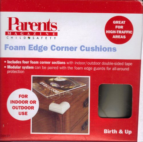 Parents Magazine Foam Edge Corner Cushions