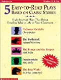 img - for 5 Easy to Read Plays Based on Classic Stories: High Interest Plays That Bring Timeless Tales to Life in Your Classroom book / textbook / text book