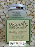 Organic Nourishing Night Cream Organix Cosmetix