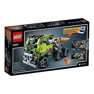 1 X LEGO Technic 42026: Black Champion Racer