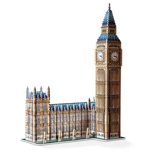 Big Ben 3D Jigsaw Puzzle, 890-Piece