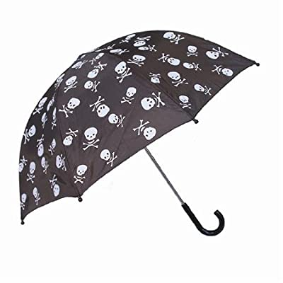Childs Skull and Crossbones Umbrella Brand New With Tags